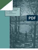 Church History Teacher's Manual