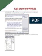 Manual Breve de WinEdt