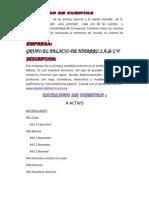 Expo Catalogo Cuentas