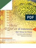Qur'an Di Ind Dr Masa Ke Masa