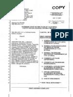 Tre Milano v. Amazon complaint