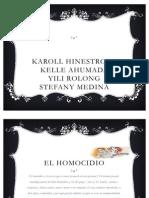 Karoll Hinestroza No Borrar