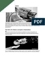 CAN in Robotics Applications