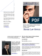 2010 September Singapore Law Gazette Use of Contracts of Sale_docx