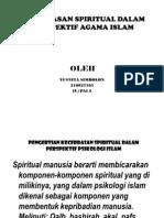Kecerdasan Spiritual Dalam Perspektif Agama Islam