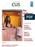 Challenge of Poverty