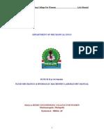 58521462 Fm Hm Lab Manual Aug Modified