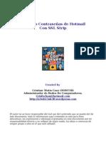 Espiando Pass de Hotmail by M4ST3R