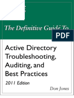 Active Auditing, And Best Practices