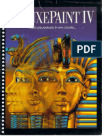 Deluxe Paint IV Manual-EnG