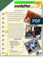 Y-PEER Pilipinas Newsletter Volume 1
