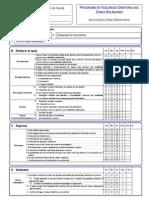 Modelo B – Avaliação da Zona EnvolventeN009_2011
