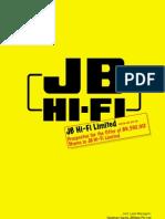 JB HiFi Prospectus