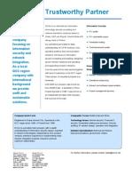 NXme FZ-LLC Company Data Sheet