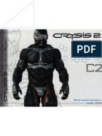Crysis 2 Nano Edition Artbook