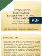 IVIVC