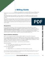Ah Chiropractic Billing Guide