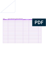 Incoming Outgoing Mail Spreadsheet