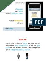 Desarrollo de aplicaciones multiplataforma On-line