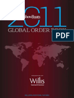 2011 Global Order Book