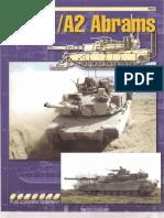 №7502 M1A1-A2 Abrams