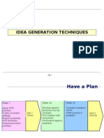 Idea Generation+Innovation+Funnel