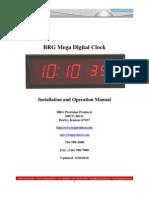 Mega Clock