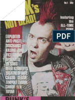 Punks Not Dead Magazine-1980