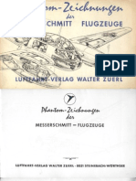 Phantom Zeichnungen Messerschmitt Flugzeuge