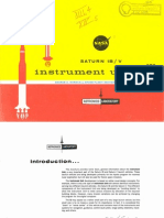 Saturn IB/V Instrument Unit