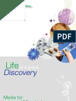 CONDA Industrial Microbiology Media