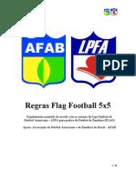 REGRAS FLAG 5 x 5[1]