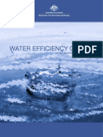 Water Efficiency Guide