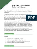 Polyme rChemistry Jobs