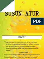 Susun Atur Present