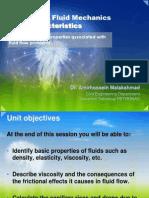 Fluid Characteristics