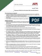 Assam Assembly Election Expenses Report V6