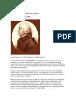 Ariel Filadoro. Los clásicos y la teoría del valor trabajo
