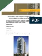 Apartamento Connection Brooklin - Zona Sul  de São Paulo