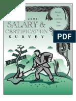 Salary Survey 2008