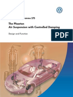 Ssp275_The Phaeton Air Suspension With Controlled Damping