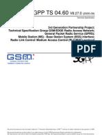 3GPP TS 04.60 V8.27.0