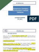 RP SOCIAL_fev2011_DemonstrativosIFRS_PME [Modo de Compatibilidade