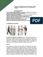Creación de las fuerzas policiales en España V