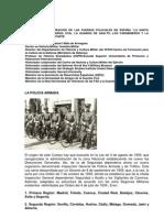Creación de las fuerzas policiales en España IV