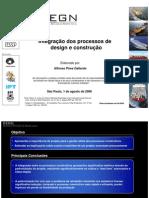CEGN - Integração dos processos de design e construção [Modo de Compatibilidade]