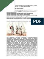 Creación de las fuerzas policiales en España I