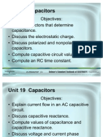 Unit 19 - Capacitors (1)