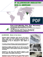 Overview of Aluminium Industry- India & Abroad - 1st Dec 10