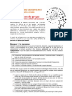 0- Objetivos de Grupo y Criterios Educativos Generales